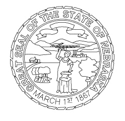 nebraska flag coloring page - what s so bad about it minnesota s flag i mean new